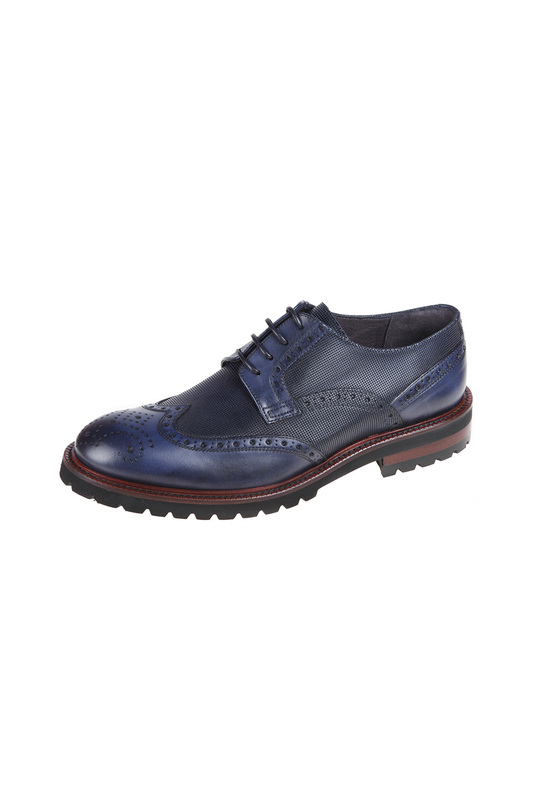 Фото - shoes Malatesta цвет dark blue