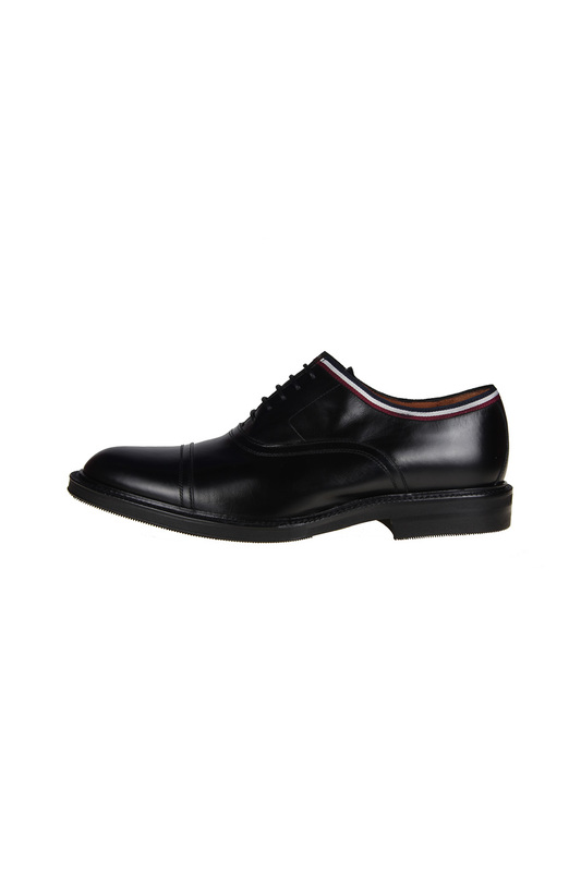 Фото 3 - shoes Malatesta цвет black