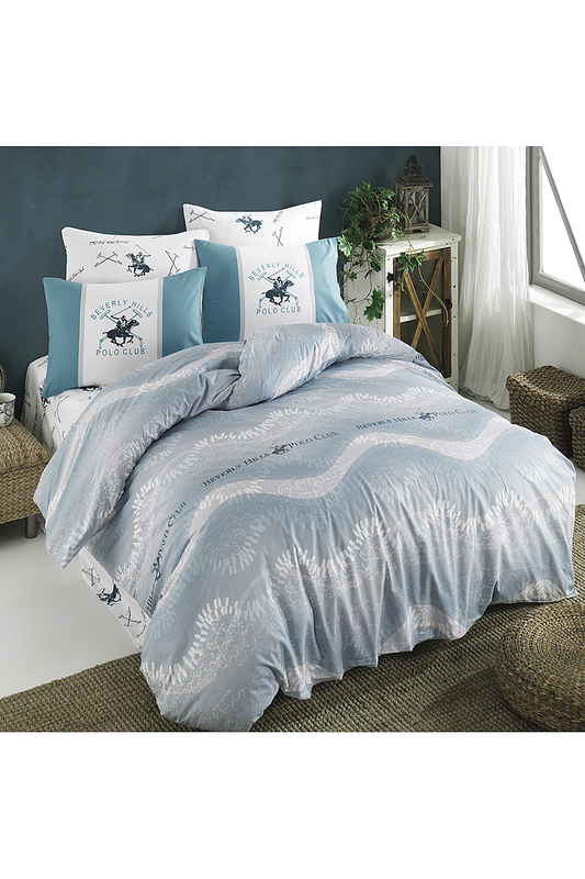 Single Quilt Cover Set Beverly Hills Polo Club Single Quilt Cover Set