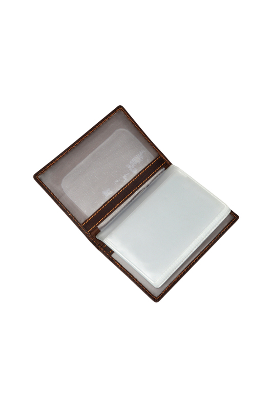 card holder WOODLAND LEATHERS card holder