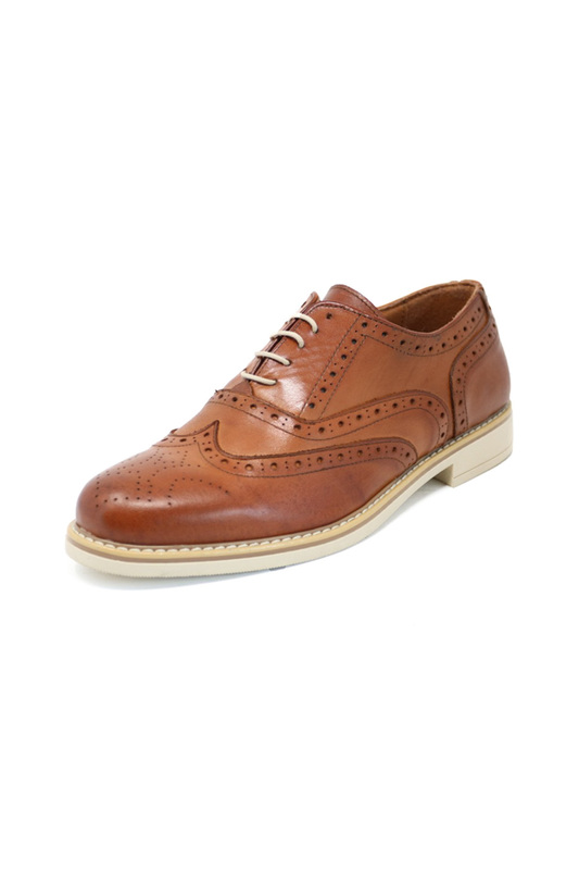Купить low shoes FLORSHEIM цвет brown