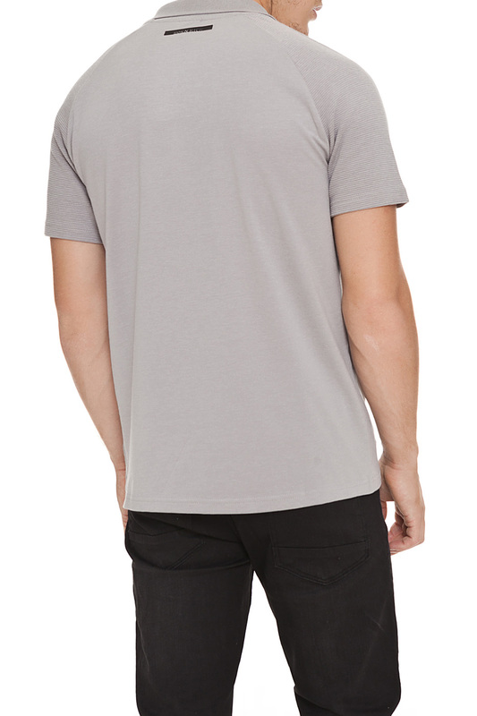 polo t-shirt BORN RICH polo t-shirt
