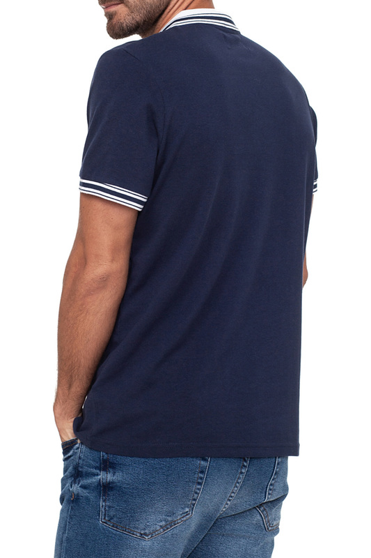 polo t-shirt KANGOL polo t-shirt