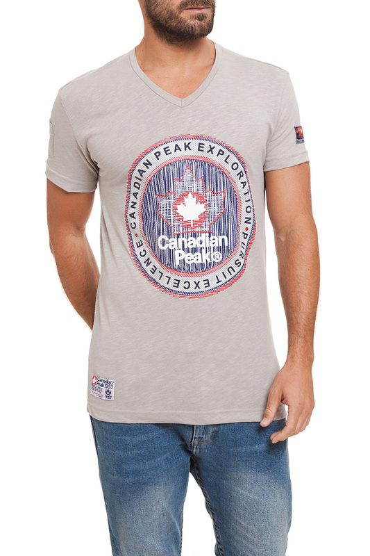 t-shirt CANADIAN PEAK