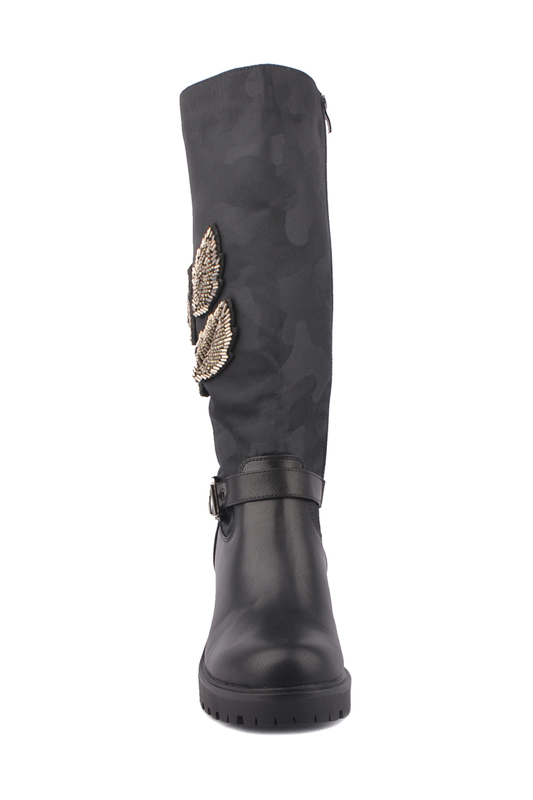 high boots KYLIE BY BROSSHOES high boots