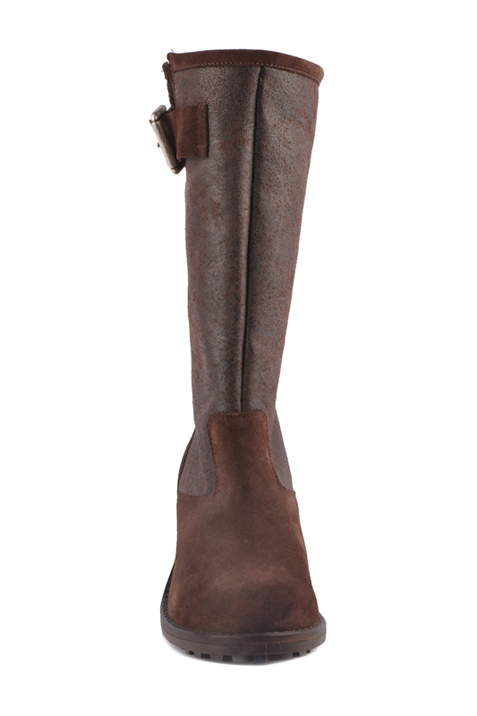 high boots SOTOALTO BY BROSSHOES high boots