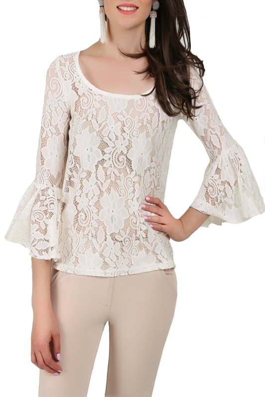 blouse FOGGY