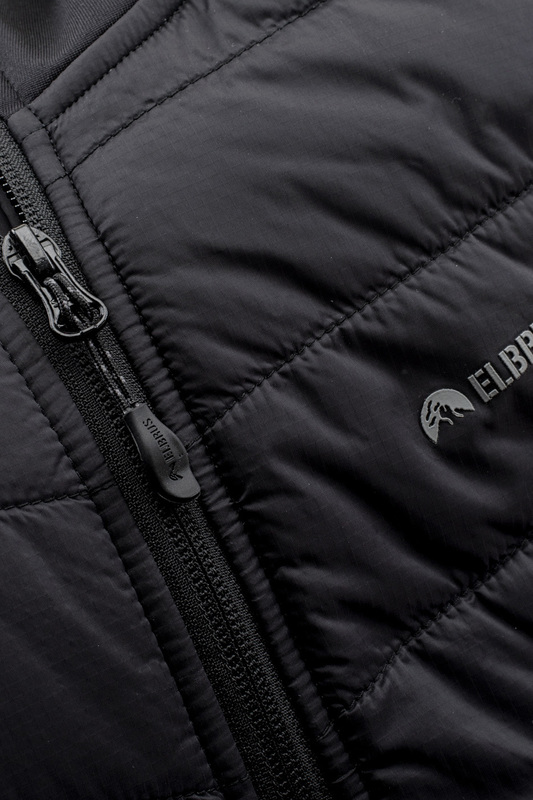 quilted jacket Elbrus quilted jacket