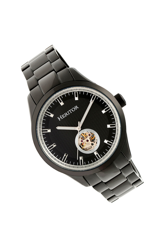 Watch Heritor Automatic
