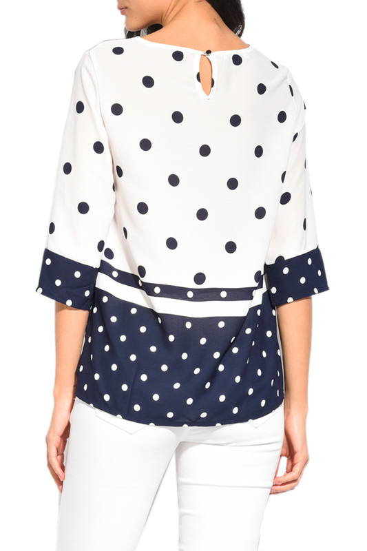 blouse William de Faye blouse