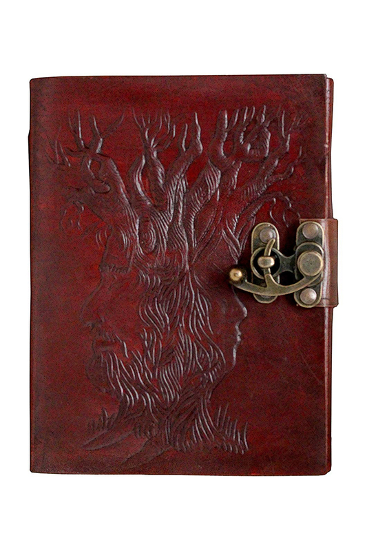 journals WOODLAND LEATHER
