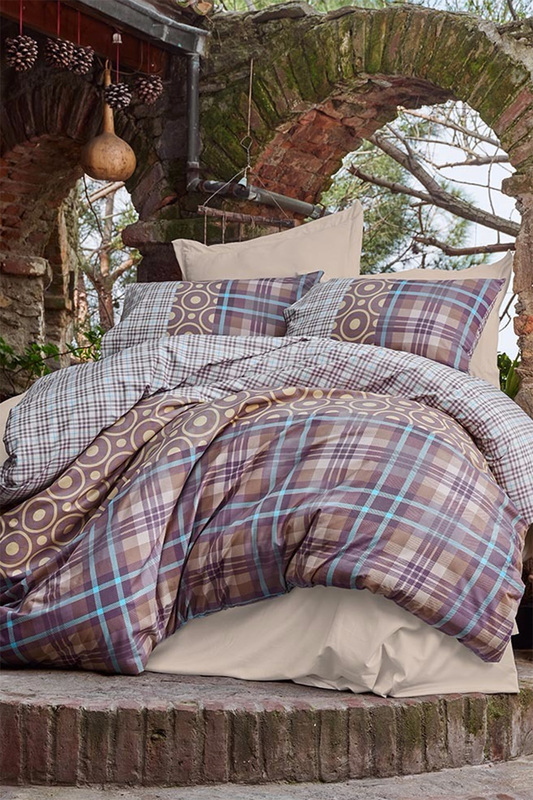 Double Quilt Cover Set EN VOOGUE Double Quilt Cover Set