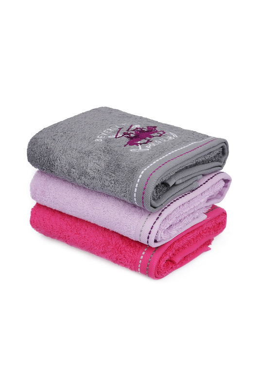 Hand Towel Set, 3 sp. Beverly Hills Polo Club Hand Towel Set, 3 sp.