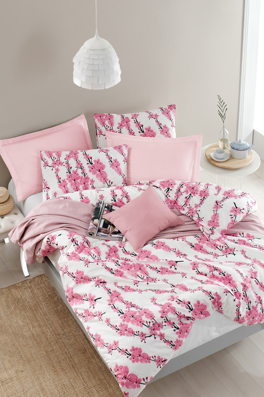 Double Quilt Cover Set ENLORA HOME