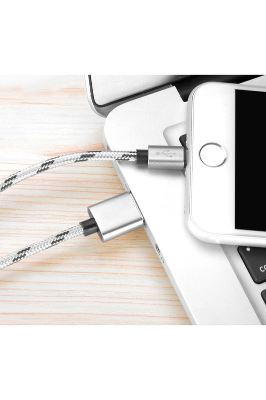 Lightning cable 1 m USB/Lightn EVETANE Lightning cable 1 m USB/Lightn