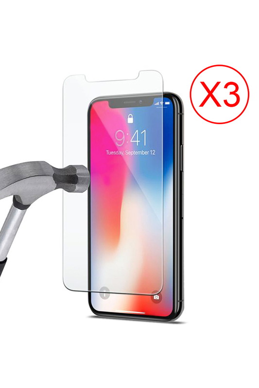 2 Tempered glass for iPhone X EVETANE 2 Tempered glass for iPhone X