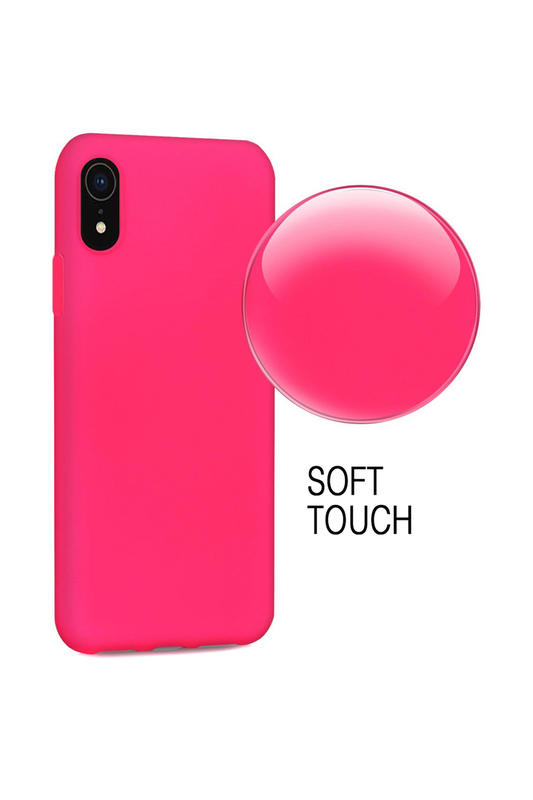 Silicone Case iPhone Xr EVETANE Silicone Case iPhone Xr