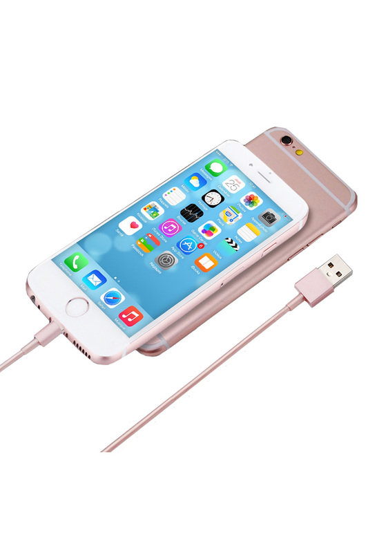 USB Lightning cable 2 meters EVETANE USB Lightning cable 2 meters