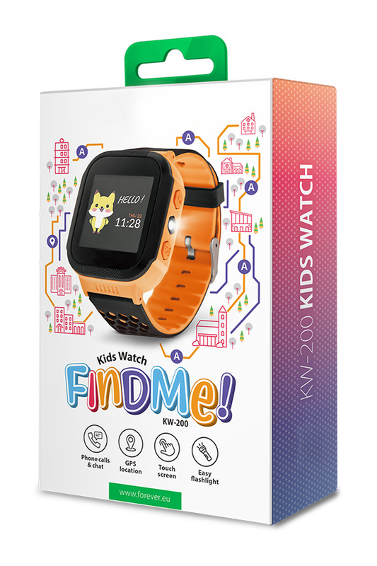 smartwatch for children EVETANE smartwatch for children