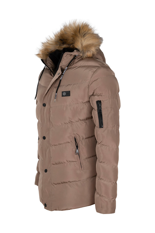 winter coat Paul Parker winter coat