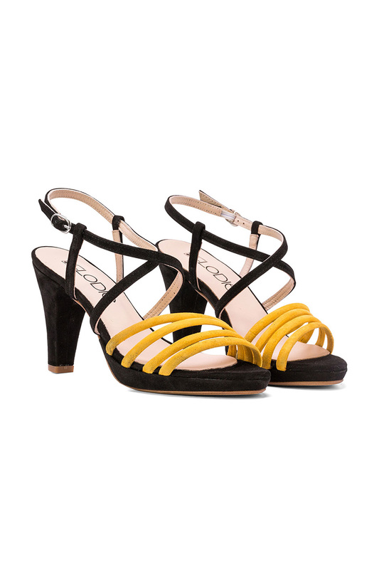 heeled sandals Elodie Shoes
