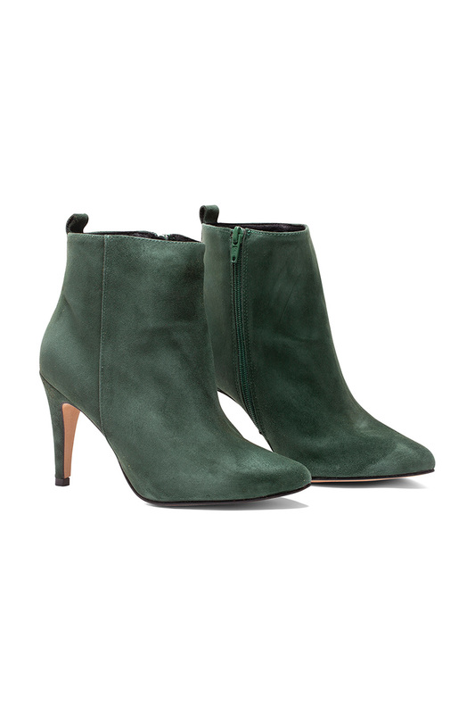 ankle boots Elodie Shoes ankle boots suede height increasing female shoes bota feminina platform wedges women s boots mid calf women spring autumn boots