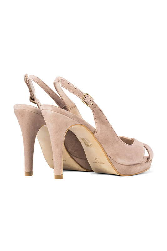 heeled sandals Elodie Shoes heeled sandals
