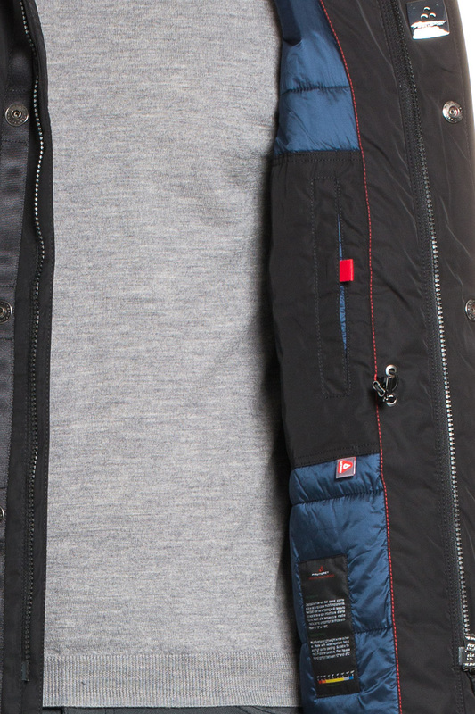 JACKET PEUTEREY JACKET