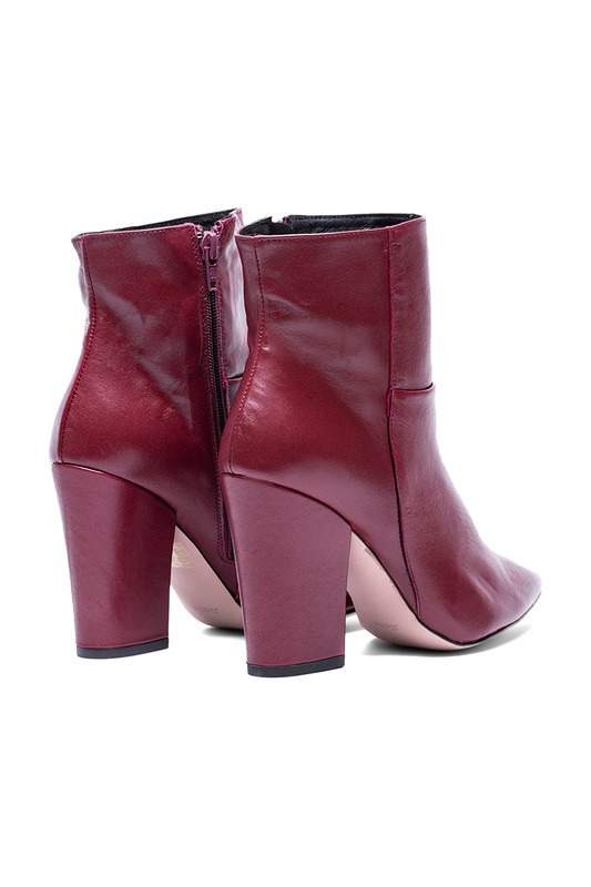 booties Helene Rouge booties