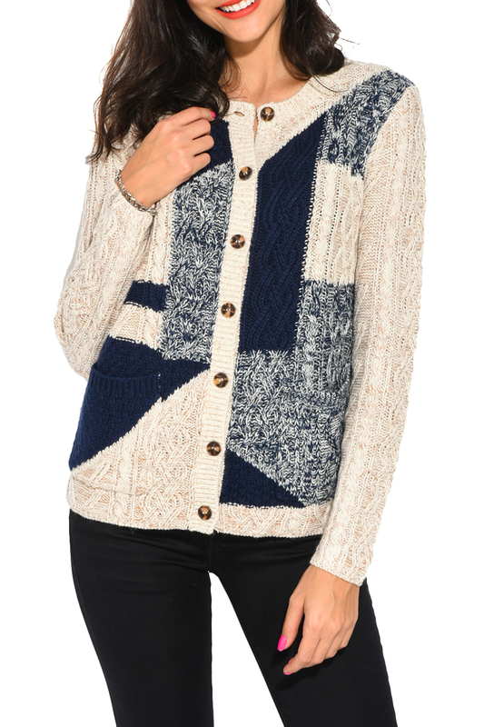 cardigan William de Faye