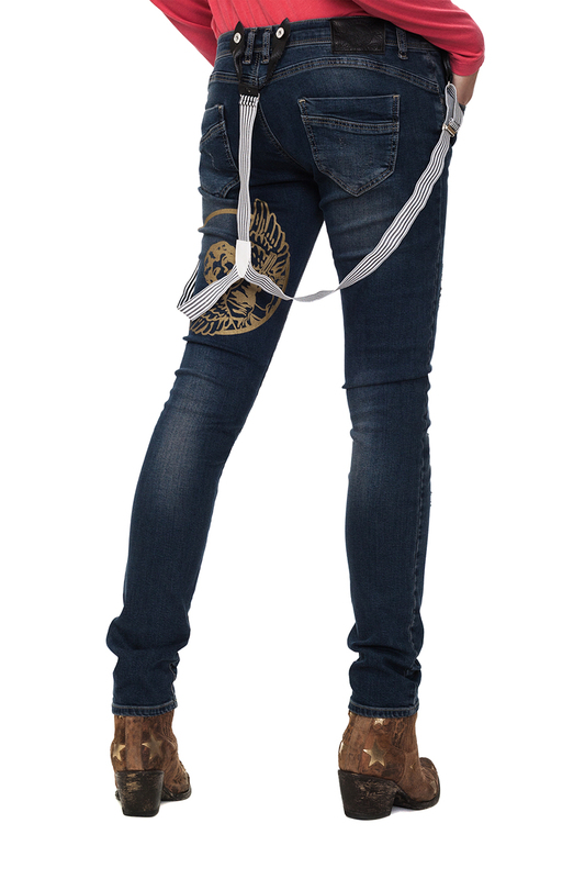 jeans CUPID KILLER COLLECTION jeans