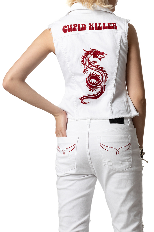 vest CUPID KILLER COLLECTION vest