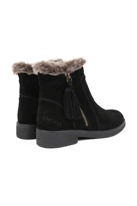 ankle boots CHIKA10 LEATHER ankle boots