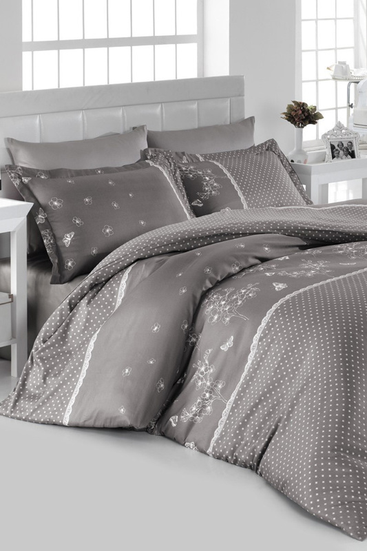Double Quilt Cover Set Primacasa by Turkiz Double Quilt Cover Set
