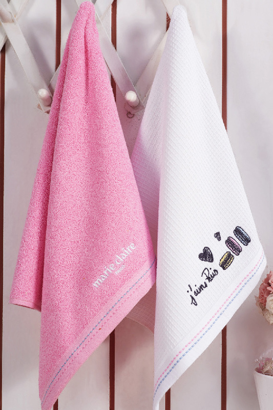 kitchen towel set (2 pieces) Marie claire kitchen towel set (2 pieces)