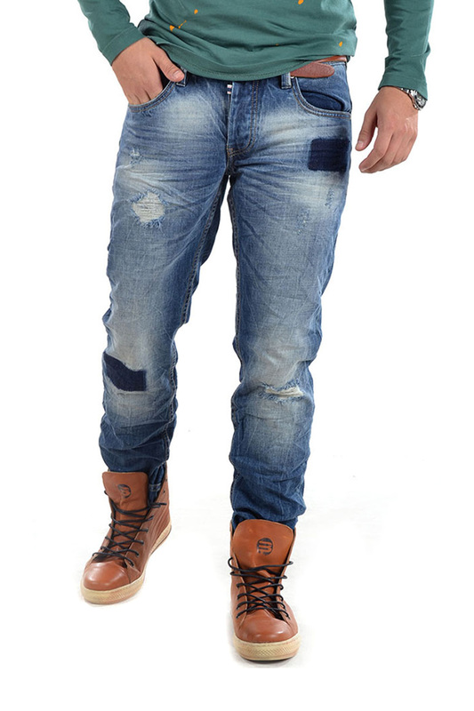 pants jeans MEN CAMARO