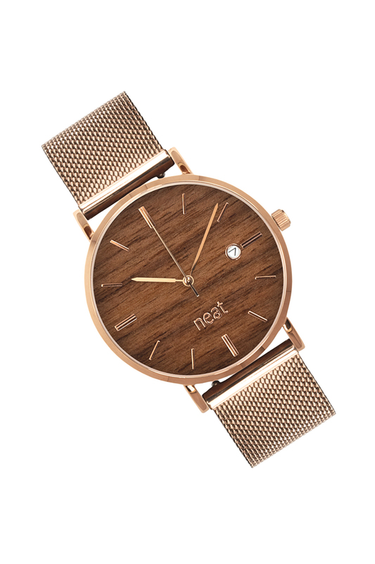 Фото - watch NEAT цвет gold, brown