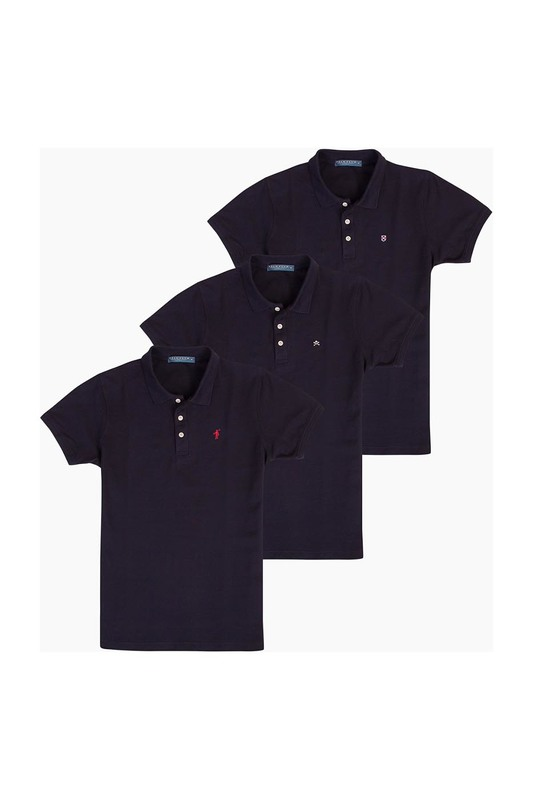 set polo, 3 pieces POLO CLUB С.H.A. set polo, 3 pieces