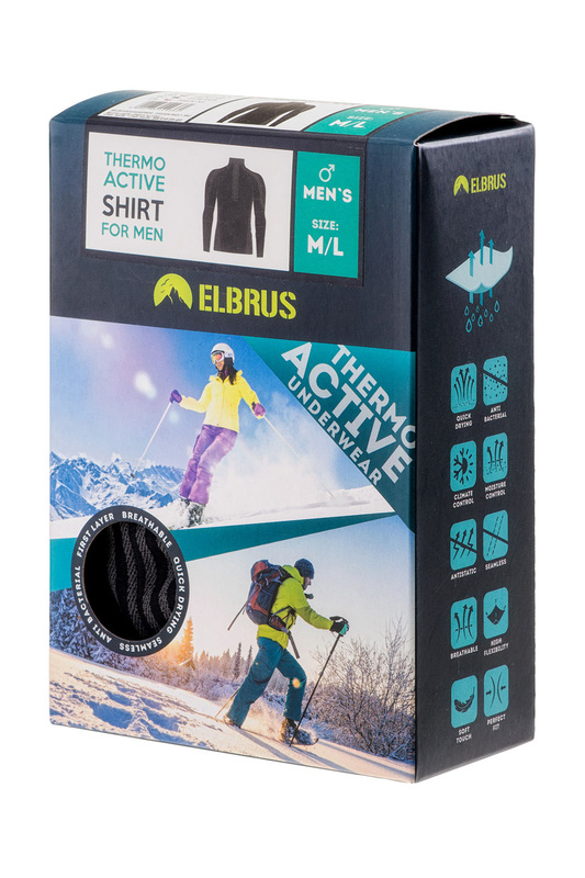 Thermal longsleeve Elbrus Thermal longsleeve