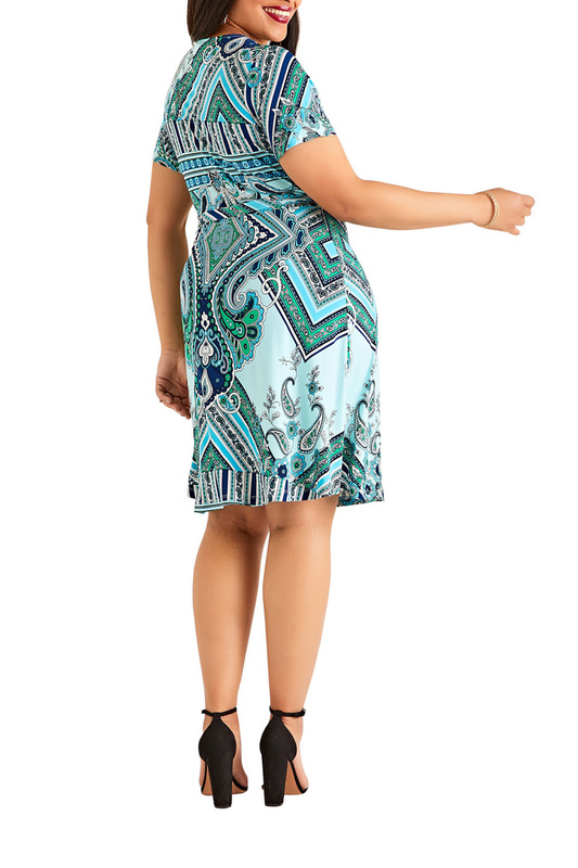 Dress YUMI CURVES Dress