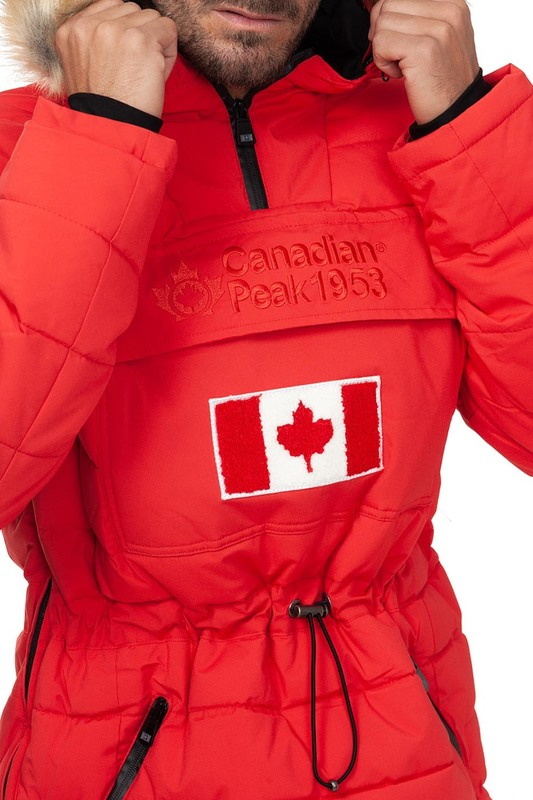 JACKET CANADIAN PEAK JACKET