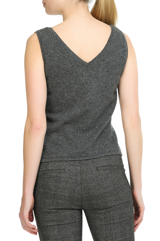 top Brodie Cashmere top