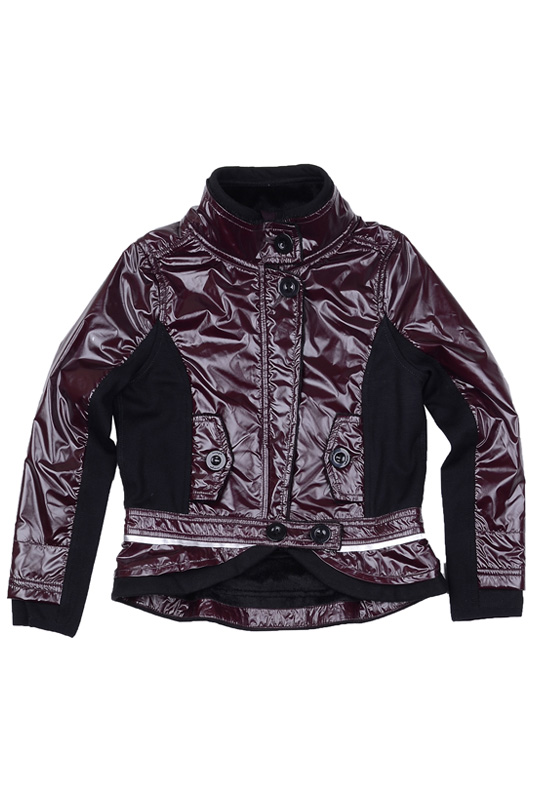 Ветровка Imoga New York FAITH BURGUNDY
